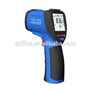 Горячая распродажа 50 : 1 расстояния к коэффициент пятна инфракрасный термометр лазерный целеуказатель цена