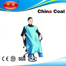 Adult dental patients radiation protection suit