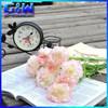 Cheap Wholesale Decorative Artificial plastic carnations flowers - 51cm Length