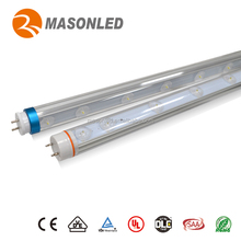 T8 1200mm led tube rotatable end 18W