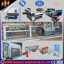 china hot offer high quality shandong linyi plywood making machinery