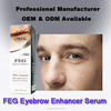 Best competitive and most powerful 3ml FEG eyebrow enhancer serum , eyebrow extension kit
