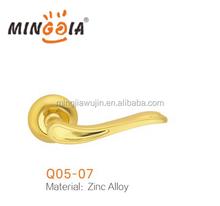 Wenzhou factory door handle for bedroom