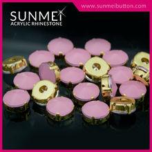 Best Quality Acrylic Plastic Rhinestone Strip