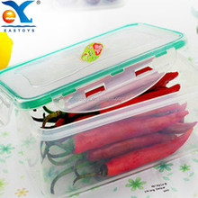 Wholesale Clear Insulated Kids Plastic Lunch Box For Food Preservation