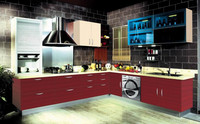 laminate wood kitchen cabinets of magic corner