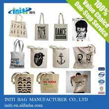 Quality canvas bags | heavy duty custom casual canvas tote bag