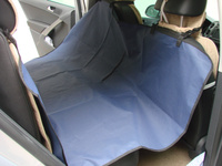 free shipping Waterproof Protective Rear Car Seat Cover For Pet Cradle Dog Car Rear Back Seat Cover P60