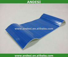fadeless pvc corrugated sheet for outdoor roofing