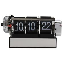 Venda quente Auto Flip relógio Retro velhos despertadores moda