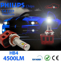 Qeedon excellent headlight daewoo nubira factory wholesale led with philips lumiled