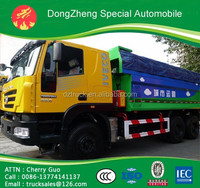 10 wheels middle tipping Hongyan IVECO tipper for sale