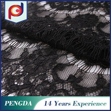 China suppliers Top quality Super Elastic china swiss voile lace