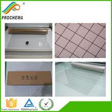 Low resistance 85Mesh adhesive copper mesh pet film hospital used shielding film