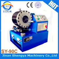 China Trustworthy Supplier SY-90C hydraulic press crimp fitting