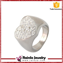 2015 durable low price gold ring for adult