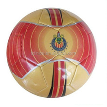 2015 New design cool official footballs/Manufacturers selling PVC sewing football