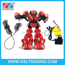 NEW kids PK robot ABS fight remote control robot rc toy