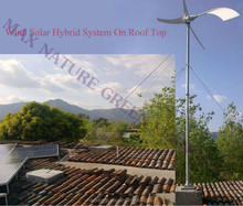 1KW small wind generators with CE and ISO certificate
