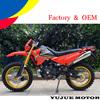 Factory make dirt motorbike/kids gas dirt bikes/off road motorcycle