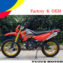 Factory make dirt motorbike/kids gas dirt bikes/off road motorcycle