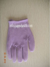 cotton and spandex spa therapy gel gloves reduce skin aging as seen on TV