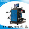 the newest design BC-A7 wheel balancing and alignment equipment