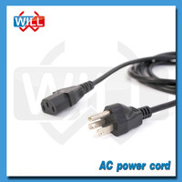 Alibaba usa male to female electric extension cord