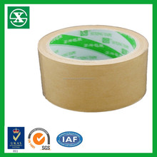 water activated reinforce kraft paper gummed tape