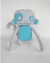 Plush Monkey - stuffed animal - handmade