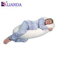 boppy pregnancy body pillow, c shape pillow, chiropractic pregnancy pillow
