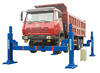 Mechanical used 4 post car lift for sale