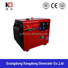 Competitive Price Fuel Save Low Noise 500w Portable Diesel Generator For Export