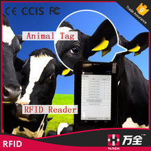 Android Os Tablet With Qr Code Reader An Rfid Reader