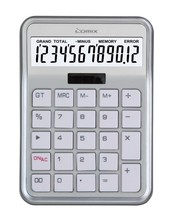 Desktop calculator , 12 digits, 177*127*43