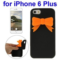 High quality silicone phone case for iPhone 6 plus 5.5inch
