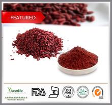 100% Pure Nature Red Yeast Rice/Nature Made Red yeast rice/Red rice yeast extract