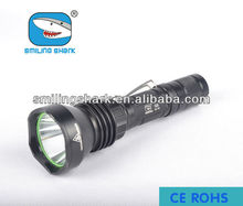 latest camping products china led smiling shark flashlight No:53