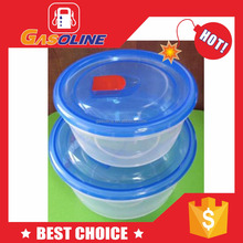 Classical various plastic container with sections