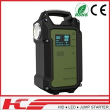 Best Quality low moq military standard portable 12v/24v car jump starter truck battery 24v