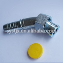 China supplier JIC threaded flat seat fitting ORFS fitting