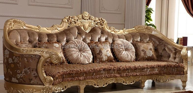 Alibaba In Spanish Arabic Majlis Furniture Antique Sofa Set