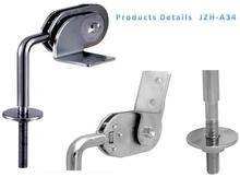Sofa headrest hinge mechanism A34