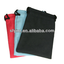 custom gifts bags promotional bags velvet pouch