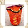 Modern Hand blown murano glass art wholesale large tall floor vases