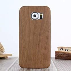 Fashional Wood grain soft tpu case for samsung s6, for tpu case samsung s6 edge