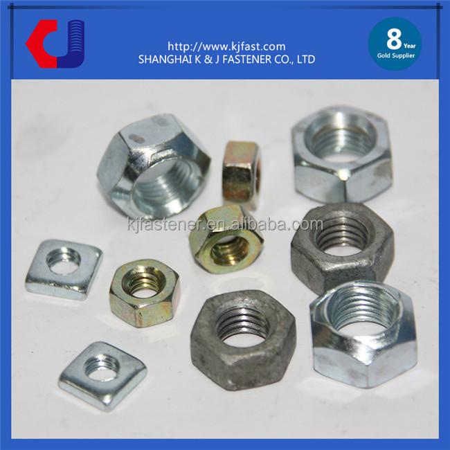 Chine fabricant écrou Hexagonal M40