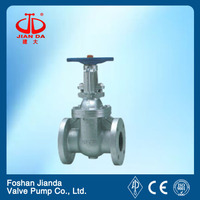 316L gate valve brand with great price