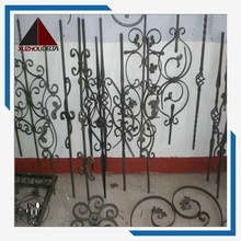 Wrought iron pickets for gate from DELTA