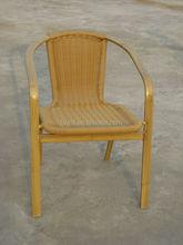 outdoor garden furniture /stackable furniture wicker chair